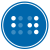 Braille Devices Icon